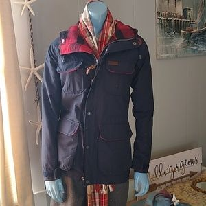 Penfield Jackets & Coats - Penfield 60/40 Navy Kasson Jacket
